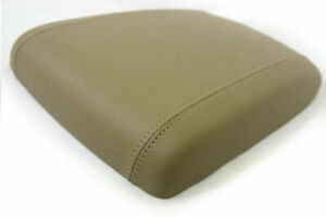 Cadillac Escalade Center Armrest Console Cover Faux Leather For 02 06 Beige