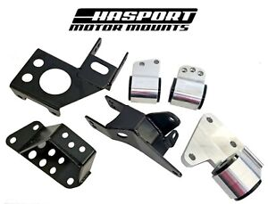 Hasport Engine Mount Kit Awd For Civic del Sol integra With K Swap Street