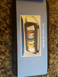 Car Visor Cd Holder Brand New With Tags 12 Slots