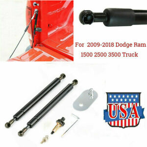 Tailgate Assist Shock For Dodge Ram 1500 2500 3500 2009 2018 Accessories Parts