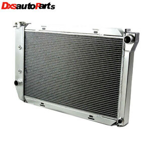 New 71 73 Ford Mustang country Sedan squire V8 Full Aluminum Racing Radiator