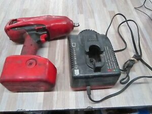 Snap On 1 2 Inch Cordless Impact Ct6850 W 18 Volt Battery Charger