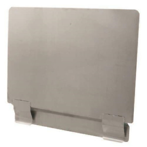 Commercial Stainless Steel Fryer Splash Guard