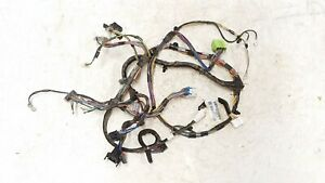 Jeep Wrangler Tj Dash Heater Ac Cluster Wiring Harness 2005 Soft Top 05m