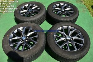 20 Ford Expedition Oem Factory Fx4 Xlt Lariat Wheels Tires F150 2017 2016