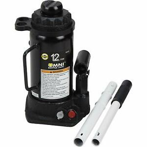 Omega Omni Bottle Jack 12 Ton 360 Degrees Function 16123