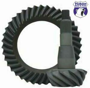 Yukon Ring Pinion Gear Set For 10 Up Chrysler 9 25 Zf In A 4 88 Ratio
