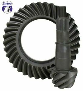 Yukon Ring Pinion Gear Set For Ford 8 8 Reverse Rotation In A 3 73 Ratio