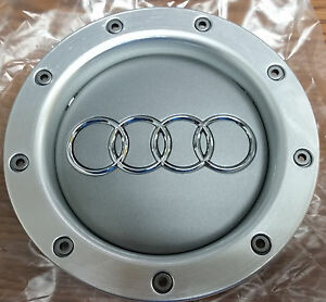 Genuine Audi Factory Wheel Center Cap Fits Several Models 8d0601165k1h7