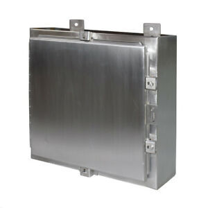 Stainless Steel Electrical Enclosure Ip56 304 16 X 12 X 8