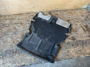 Bmw 2012 2018 F30 F32 F36 Front Lower Engine Protection Cover Panel Oem 40mk