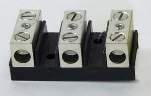 King Electric 60162 Replacement Terminal Block 3 Pole 240v Erb 201