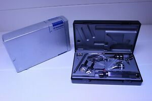Medline Mds2050 Otoscope ophthalmoscope Portable Diagnostic Sets With 1 Handle
