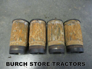 Ih Farmall C123 Engine Sleeves 140 130 Super A 100 Tractors