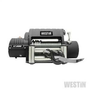 Westin Off Road 12 0 Integrated Winch W Steel Rope Universal