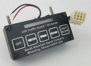 North American Signal Company Led Traffic Assist Iii Arrow Controller