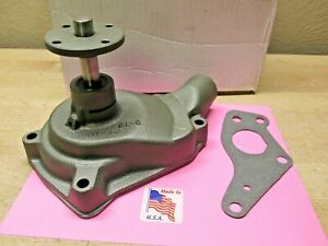 1949 To 1954 Pontiac 6 8 Cylinder Fresh Rebuilt Water Pump 1 Year Warranty Usa