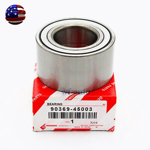 New Oem Front Wheel Ball Bearing Fit For Toyota Lexus 90369 45003 90080 36193