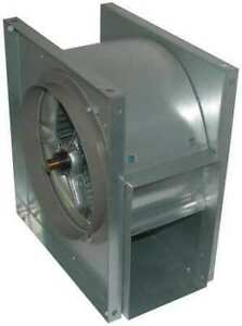 Dayton 5zcp7 Blower duct 10 1 4 In less Drive Pkg