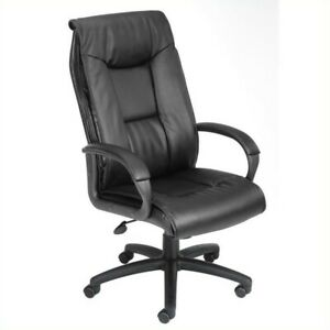 Boss Office Products Pillow Top Design Office Chair knee tilt