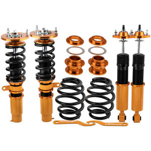 Coilovers Shock For Bmw E46 328 325 330 1999 2005 Dampers Springs Lowering Kit