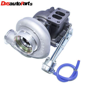 Hx35w 3539369 Diesel Turbo Charger For 1996 1998 Dodge Ram 6bt 5 9l Auto T3