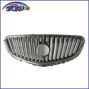 New Grille Fits 2012 2017 Buick Verano 23172630 Gm1200650c
