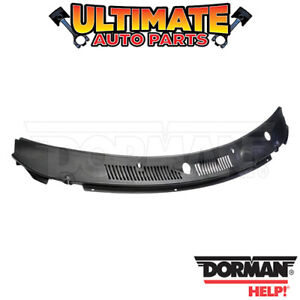 1 Piece Wiper Cowl Vent Trim Panel For 99 04 Ford Mustang