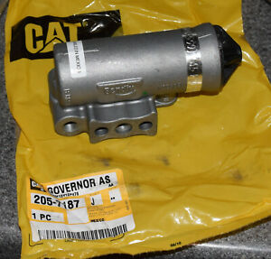 Cat Caterpillar Air Governor As 205 7187 2530 01 583 8033 120m Road Grader