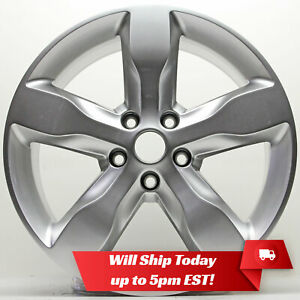 New Set Of 4 20 Replacement Alloy Wheels For 2011 2018 Jeep Grand Cherokee