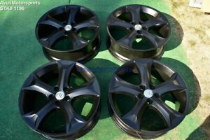 20 Toyota Venza Oem Wheels Camry Avalon Rav4 Black Lexus Is300 G300 Gs430 Gs350
