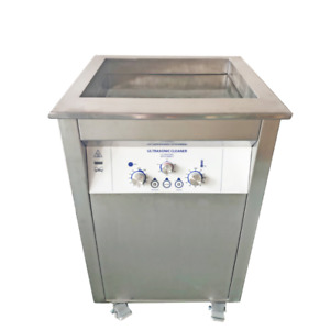 15 Gallons Large Capacity Industrial Ultrasonic Cleaner With Timer And Heater