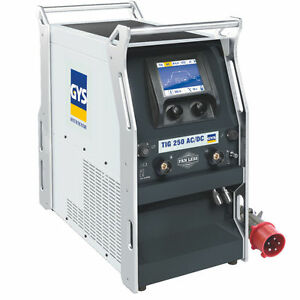 Gys Ac dc Water Cooled Tig Welding Machine For Steele Copper Alloy 250amp 85v