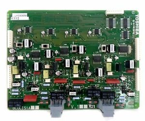 Toshiba Strata Bcocis Add On Card For Bcociu caller id 1 Year Warranty
