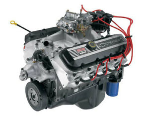 Gm Performance Parts Crate Engine Zz 502 508 Hp Big Block Chevy Each