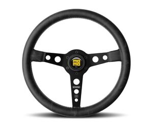 Momo Prototipo Heritage Steering Wheel Black Momo Hub Adapter Kit For Porsche