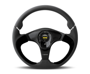 Momo Nero Steering Wheel Leather Ner35bk0b us Dealer
