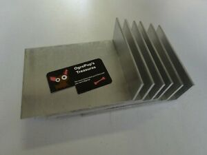 2 X 6 Aluminum Angle 1 8 Thick 4 5 8 In Length 6 Pieces
