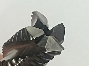 Niagara Cutter 3 4 Roughing End Mill H s Cobalt Nos n71244