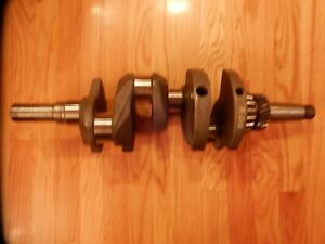 Wisconsin Vg4d Crankshaft