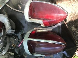 56 Olds Model 98 Tail Lights Part 5946826