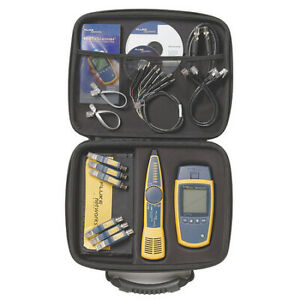 Fluke Networks Ms2 kit wwg 3084134 Cable Tester Kit verifier