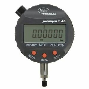 Mahr Inc 2034201 Electronic Digital Indicator 0 040 In