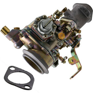 Carburetor Fit For Jeep Willys Cj3b Cj5 Cj6 134 Ci F head 923808 1 Barrel