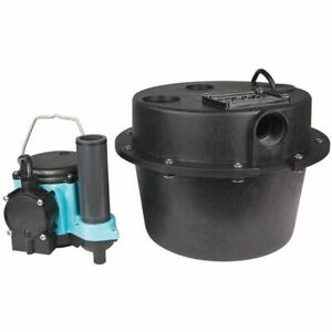 Little Giant Wrsc 6 Wastewater Removal Sys