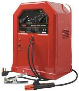 Lincoln Electric K1297 Ac dc Stick Welder Ac dc 225 125 Series 240