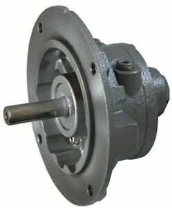 Speedaire 22ux44 Air Motor 0 93 Hp 30 Cfm 3000 Rpm
