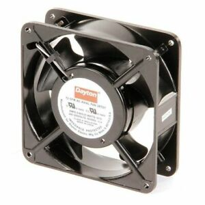 Dayton 2rtd7 Axial Fan Square 230vac 1 Phase 78 Cfm 4 11 16 W