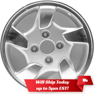 New Set Of 4 15 Replacement Alloy Wheels For 1998 2002 Honda Accord 4 Cyl 4 Lug
