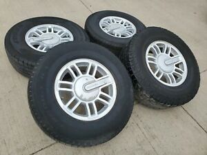 16 Hummer H3 Oem Wheels Rims Tires 2008 2009 2010 6304